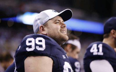 """Bleacher Report: Penn State Kicker's Openness About His Eating Disorder is """"Groundbreaking"""""""