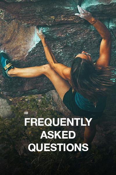Climber sports
